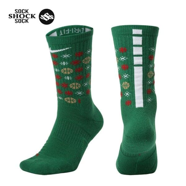 Tất Bóng rổ Nike Elite Holiday Basketball Crew SP000334