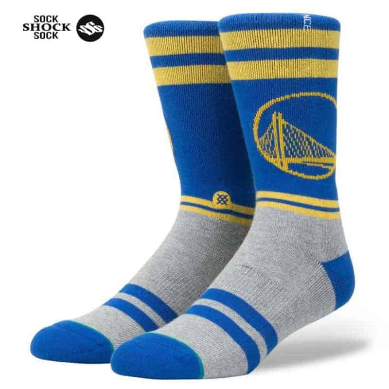 Tất Stance Bóng rổ NBA Golden State SP000361