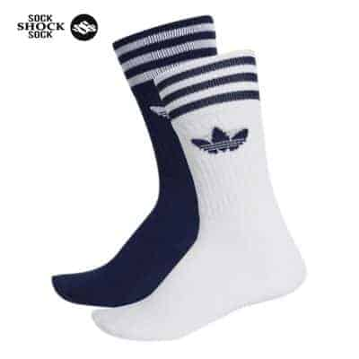 Tất Adidas solid crew socks SP000321