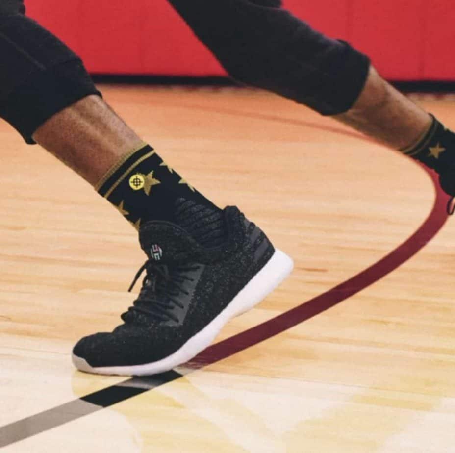 Tất bóng rổ Stance Crew NBA Floor General II Tất bóng rổ Stance Crew NBA Floor General II SP000345