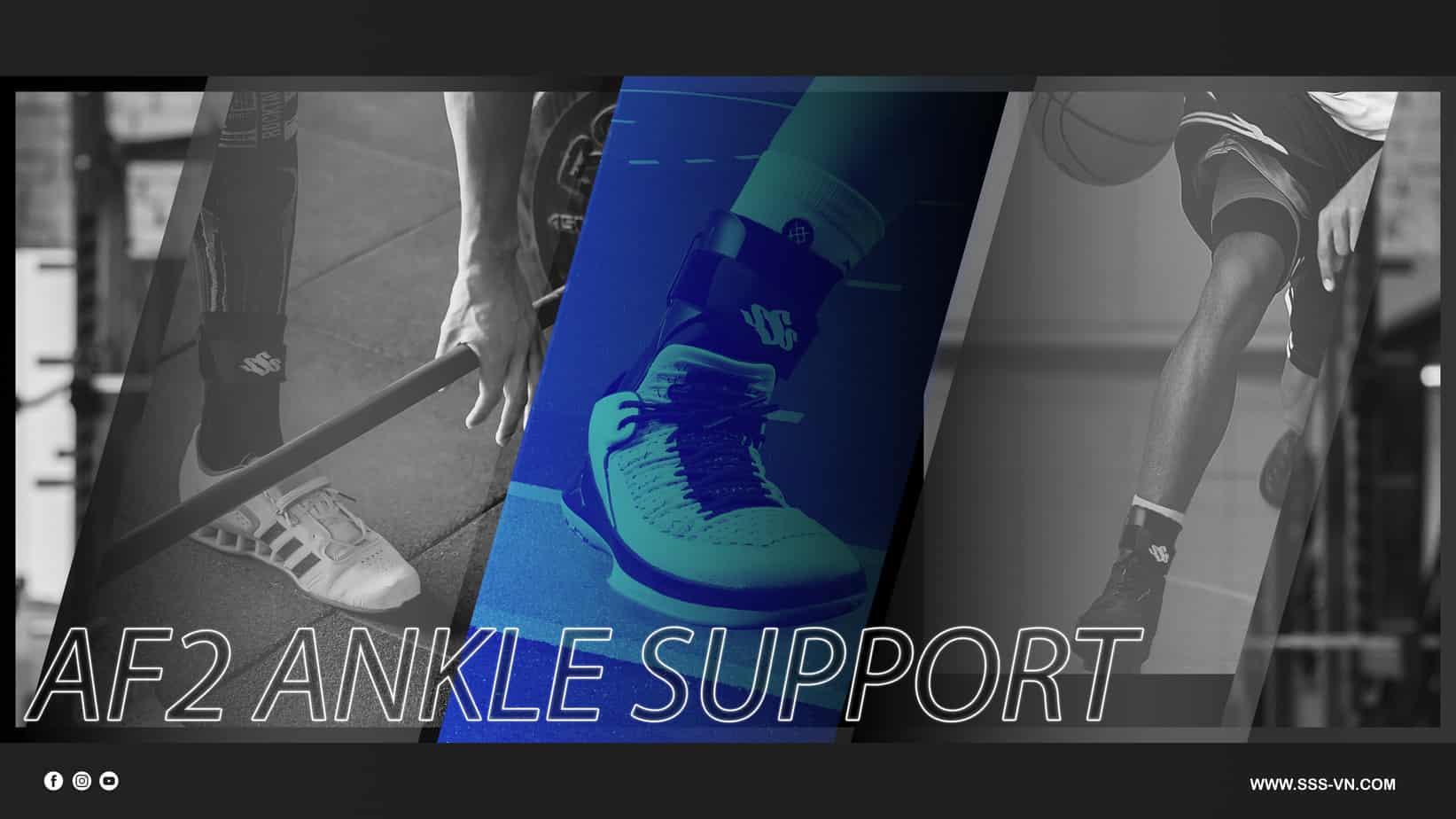 BANNER AF2 ankle support